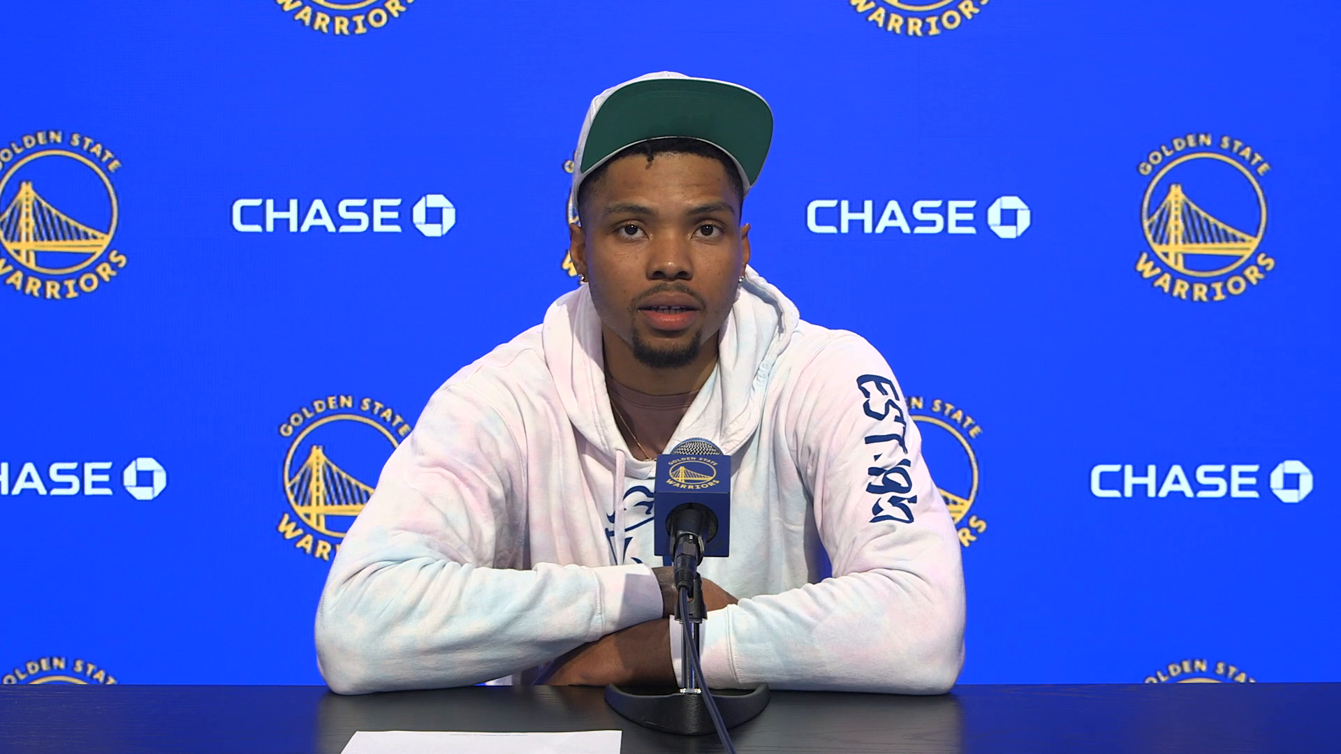 Postgame Warriors Talk: Kent Bazemore - 4/10/21