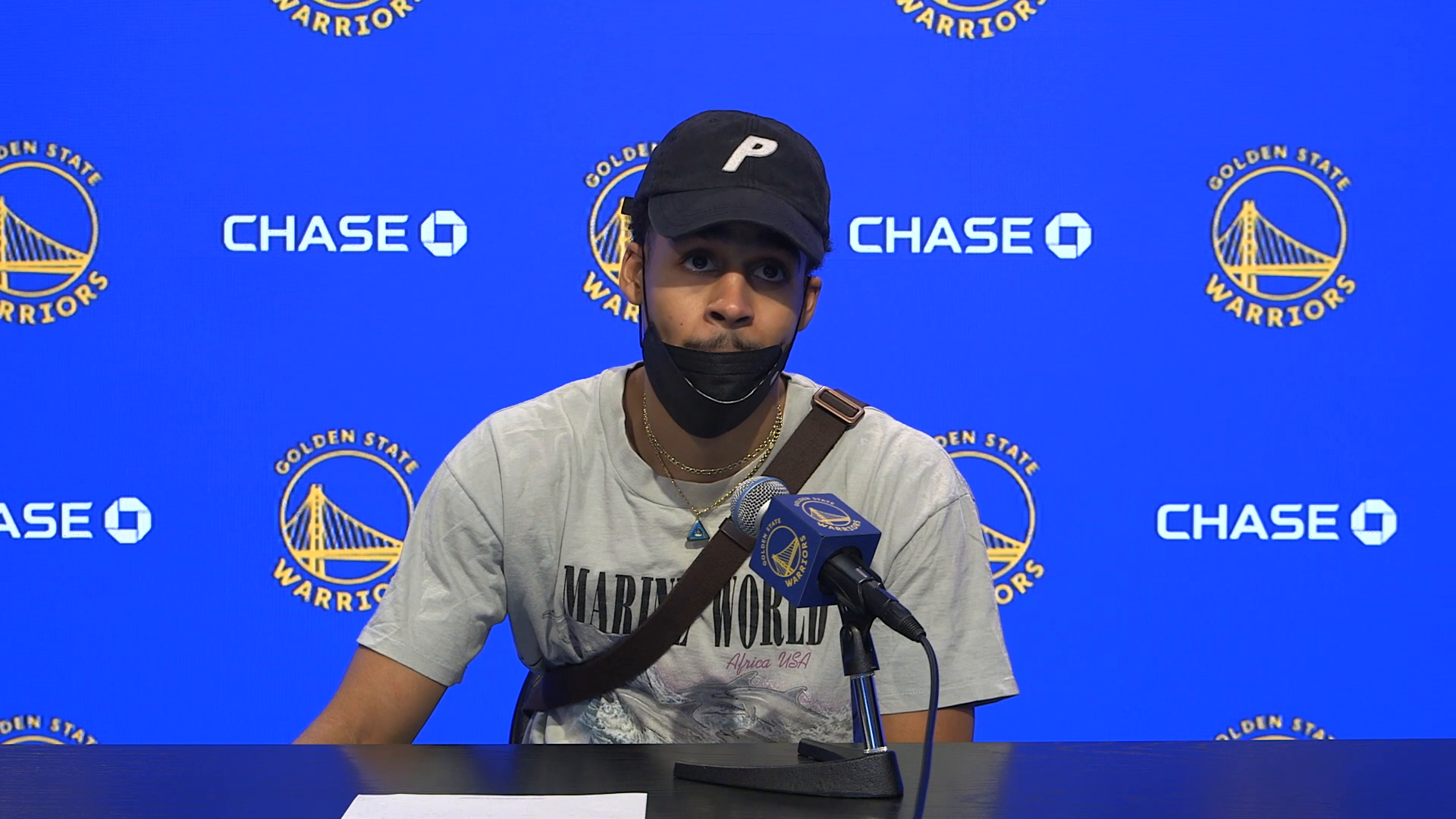 Postgame Warriors Talk: Jordan Poole - 4/10/21