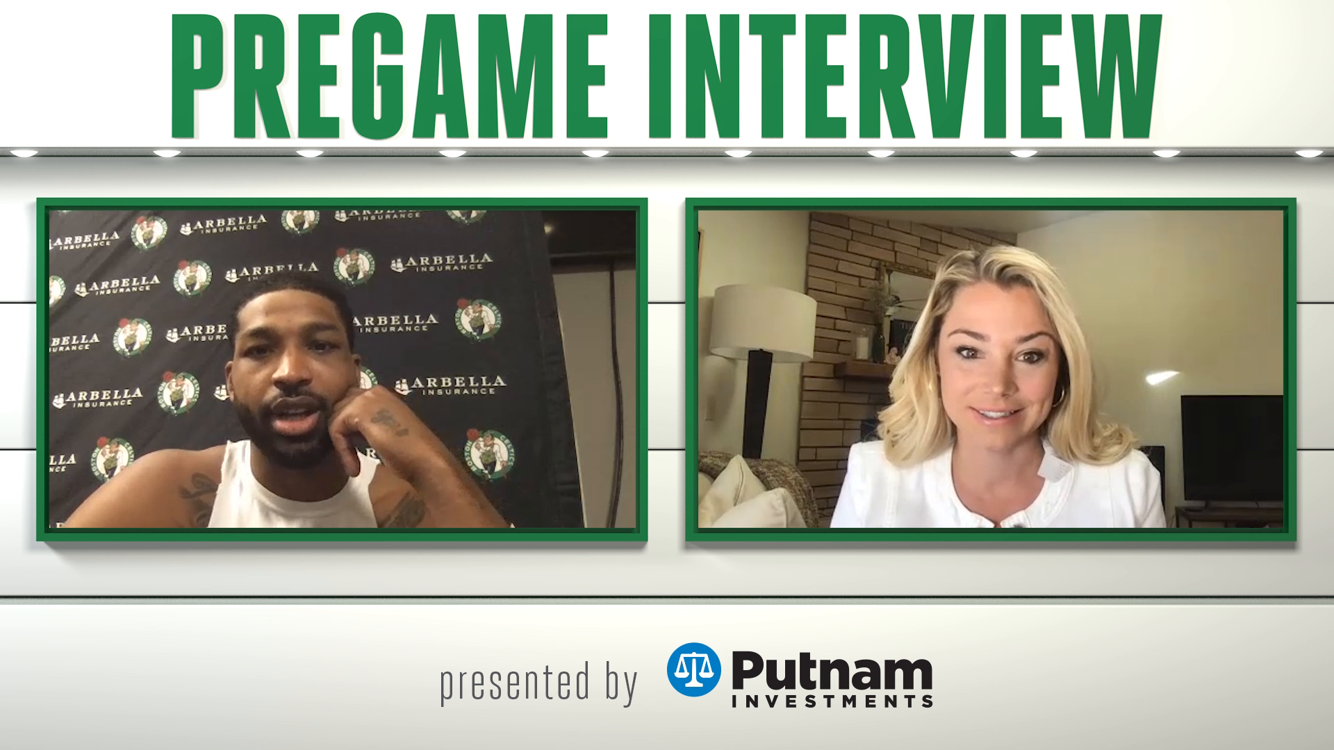 4/11 Putnam Pregame Interview: 'Full Team Effort'