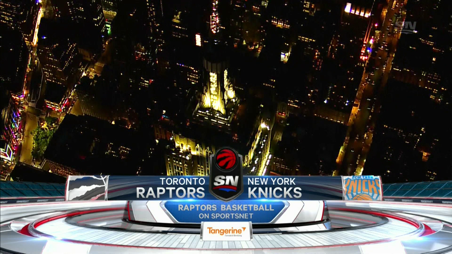 Tangerine Game Highlights: Raptors vs Knicks - April 11, 2021