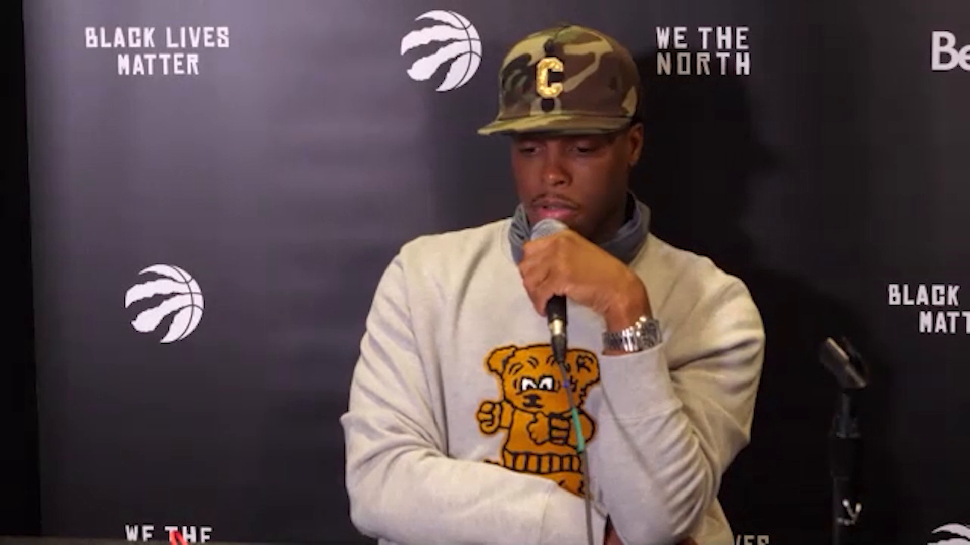 Raptors Post Game: Kyle Lowry - April 11, 2021