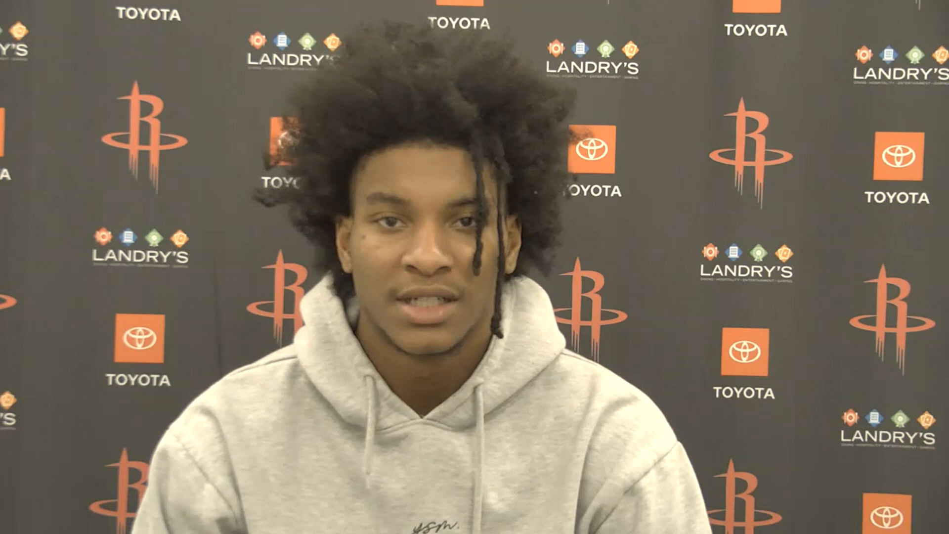 Postgame Interviews: Kevin Porter Jr. 4-12-2021