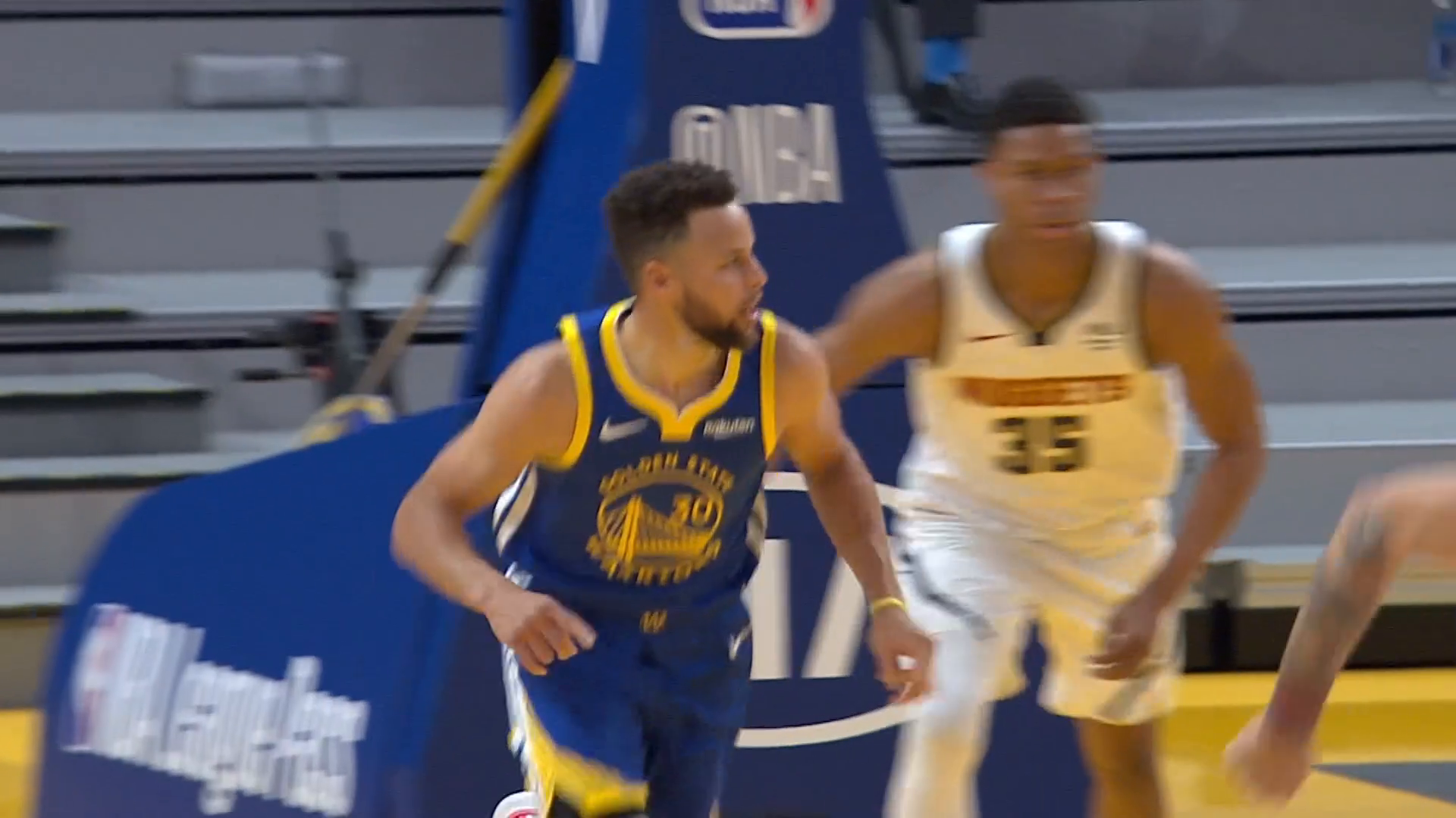 Toyota Game Recap: Nuggets lose to Warriors 116-107 (04/12/2021)