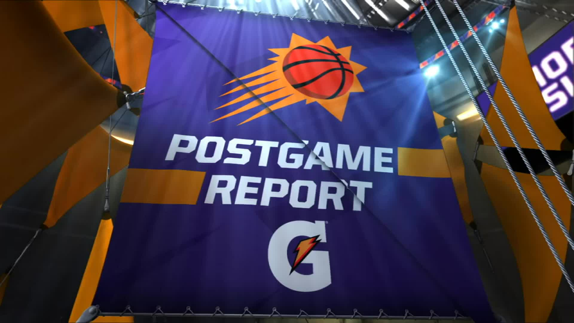 Gatorade Postgame Report: Suns vs. Rockets 2020-21