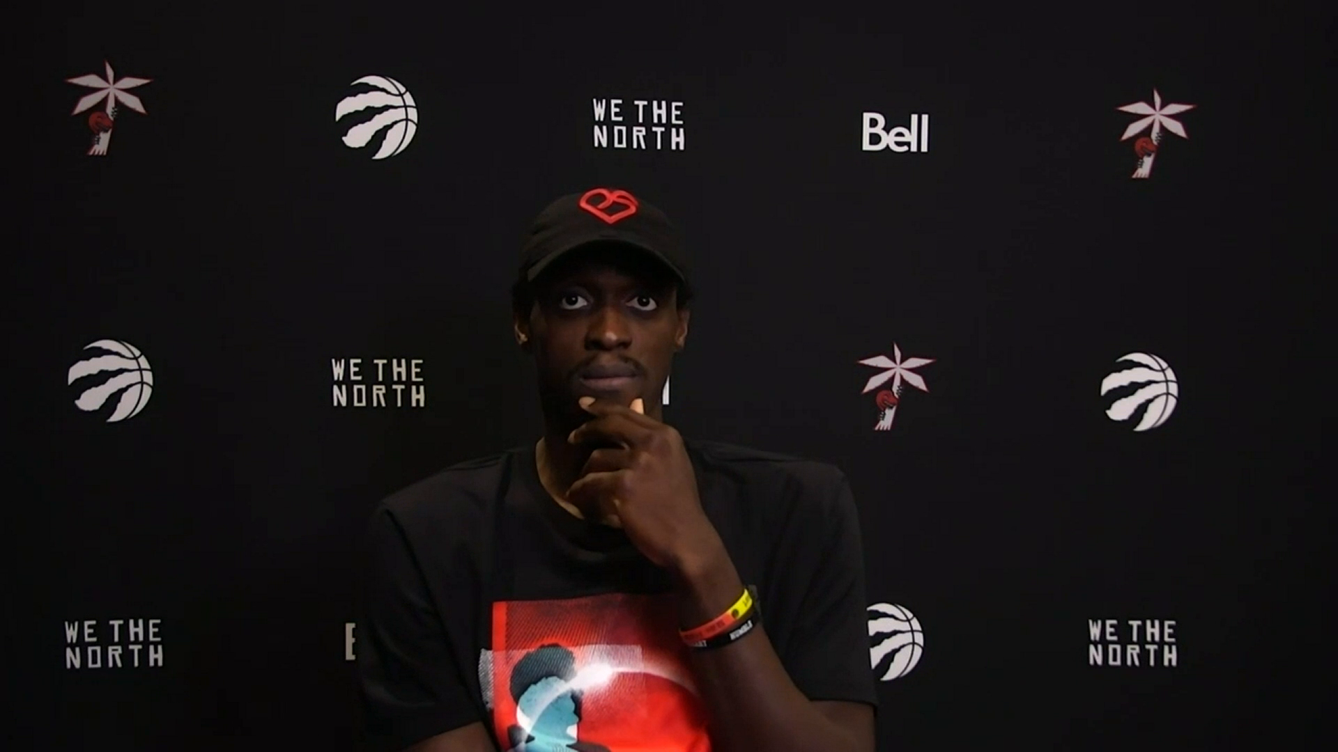 Raptors Post-Game: Pascal Siakam - April 13, 2021