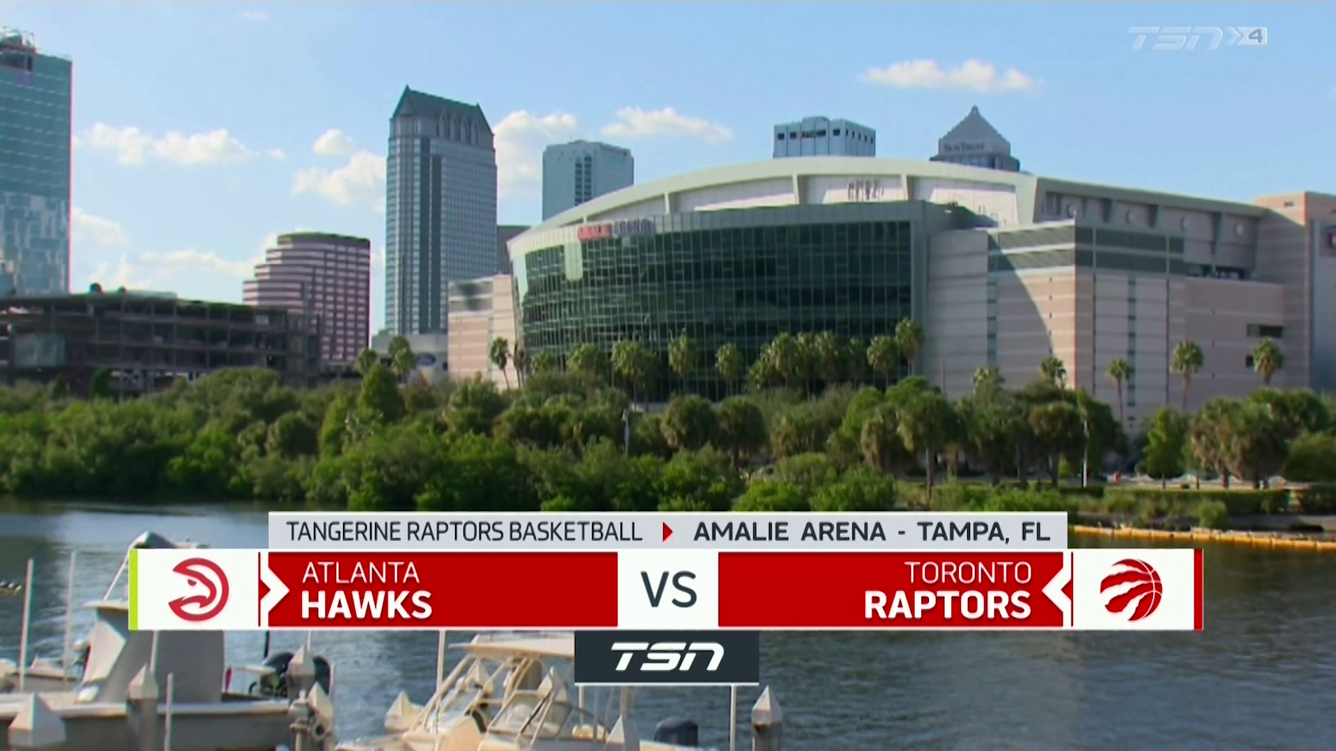 Tangerine Game Highlights: Raptors vs Hawks - April 13, 2021
