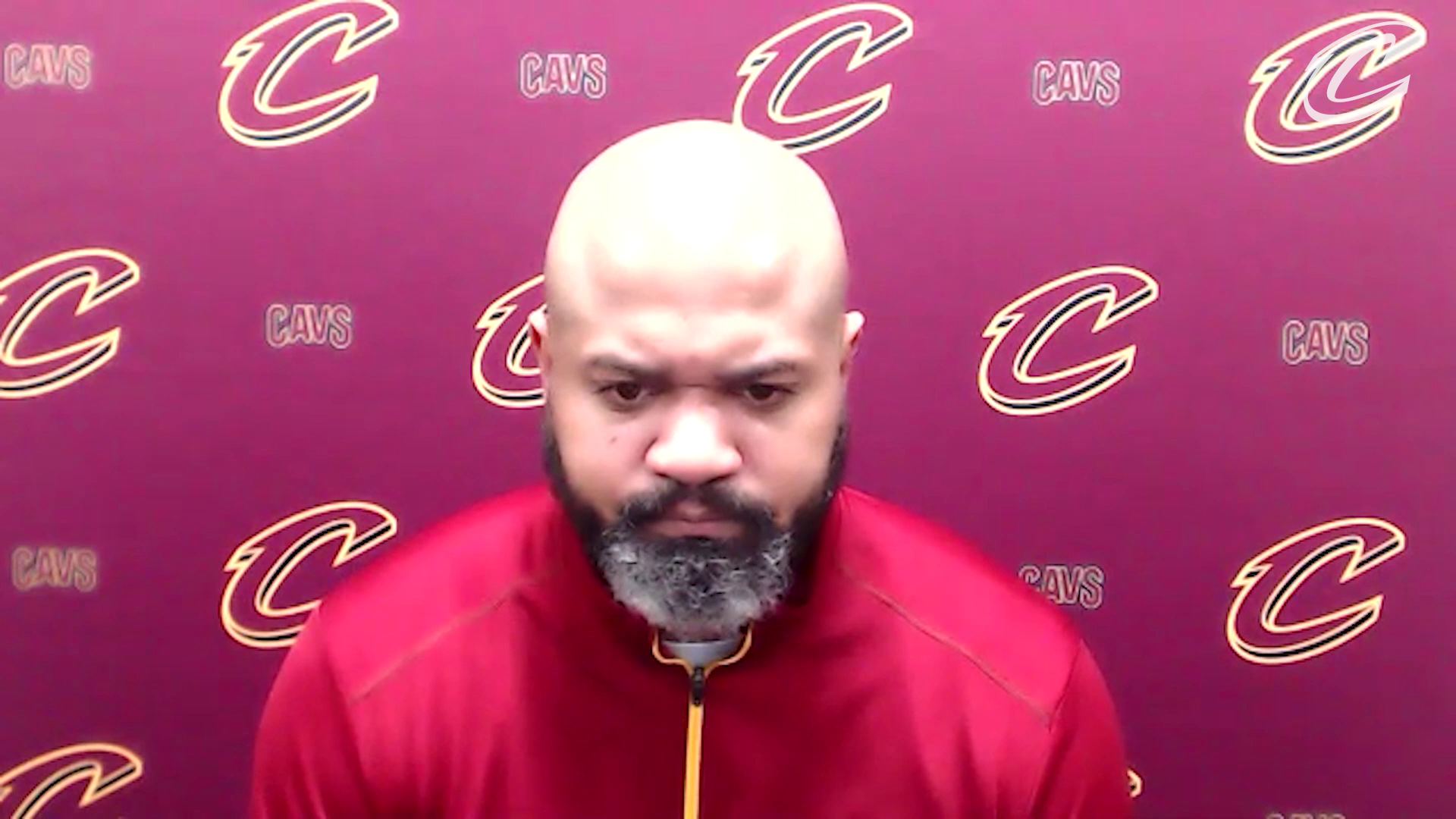 Cavs at Hornets Postgame: Coach Bickerstaff