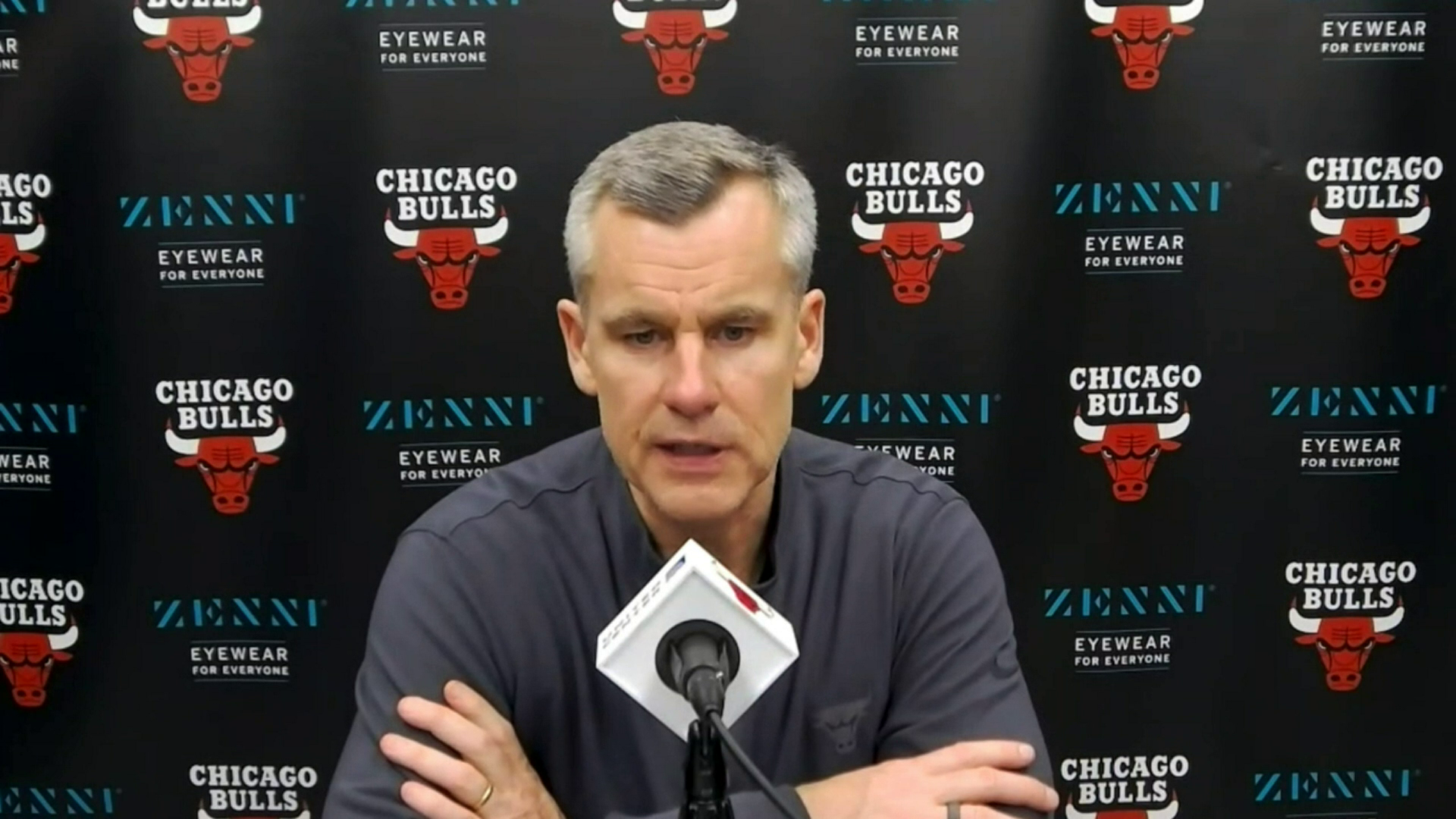 POSTGAME: Billy Donovan after loss vs. Magic