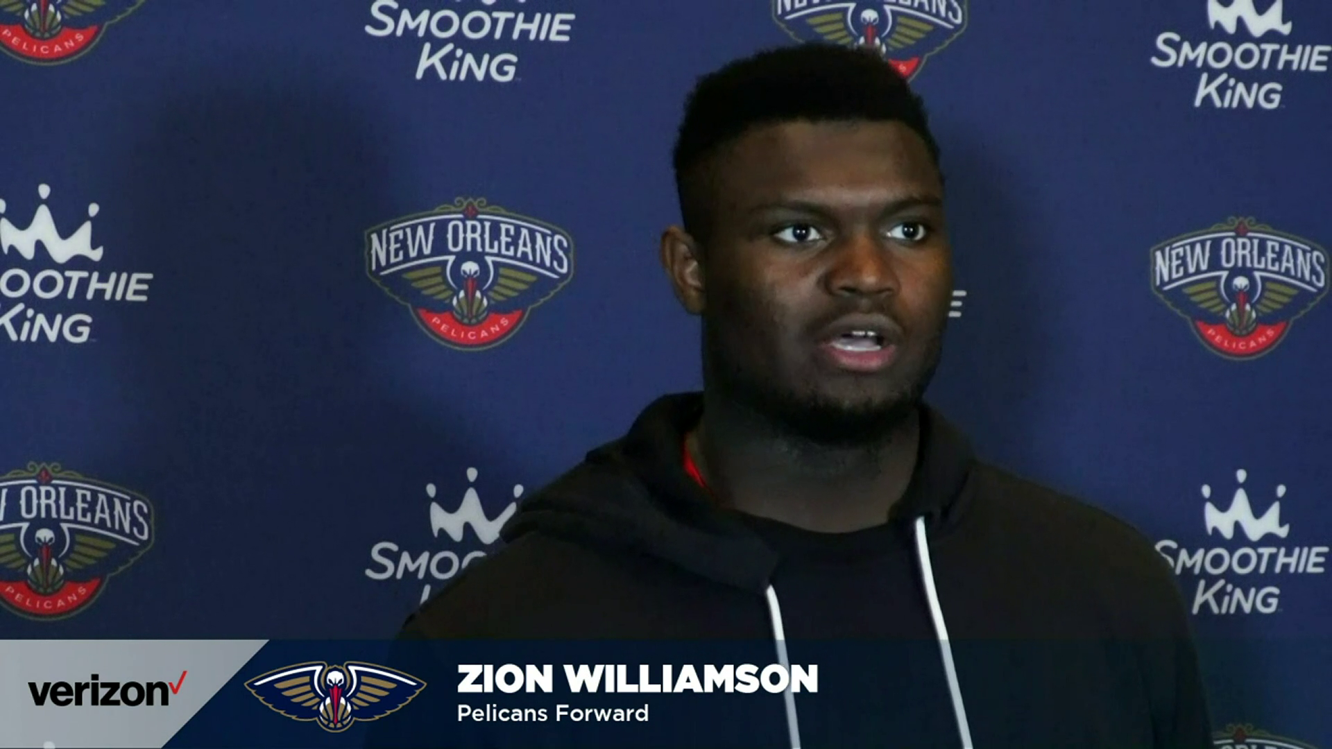 Pelicans-Knicks Postgame: Zion Williamson 4-14-2021