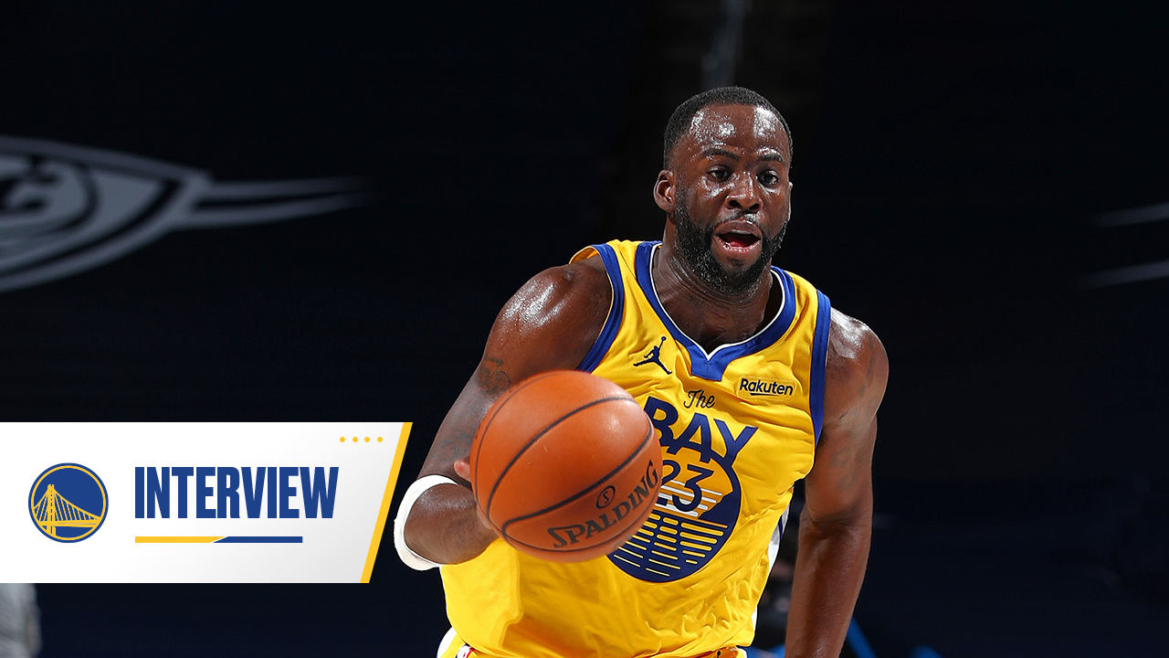 Postgame Warriors Talk: Draymond Green - 4/14/21
