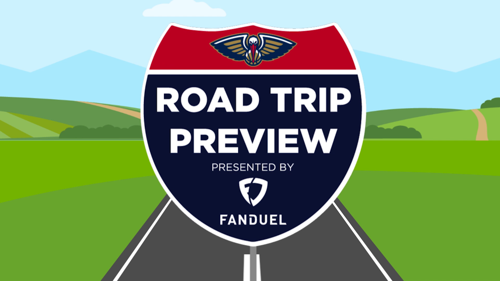 Pelicans Road Trip Preview presented by Fan Duel | Washington