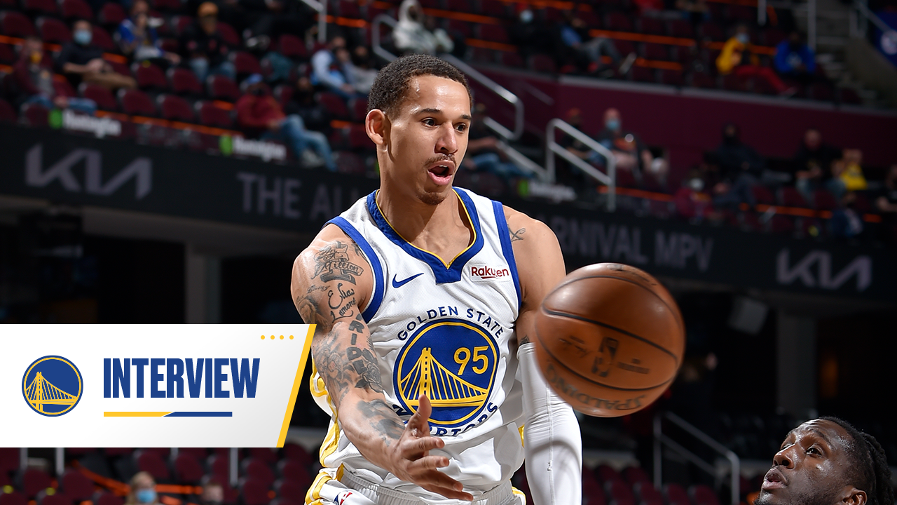 Postgame Warriors Talk: Juan Toscano-Anderson - 4/15/21