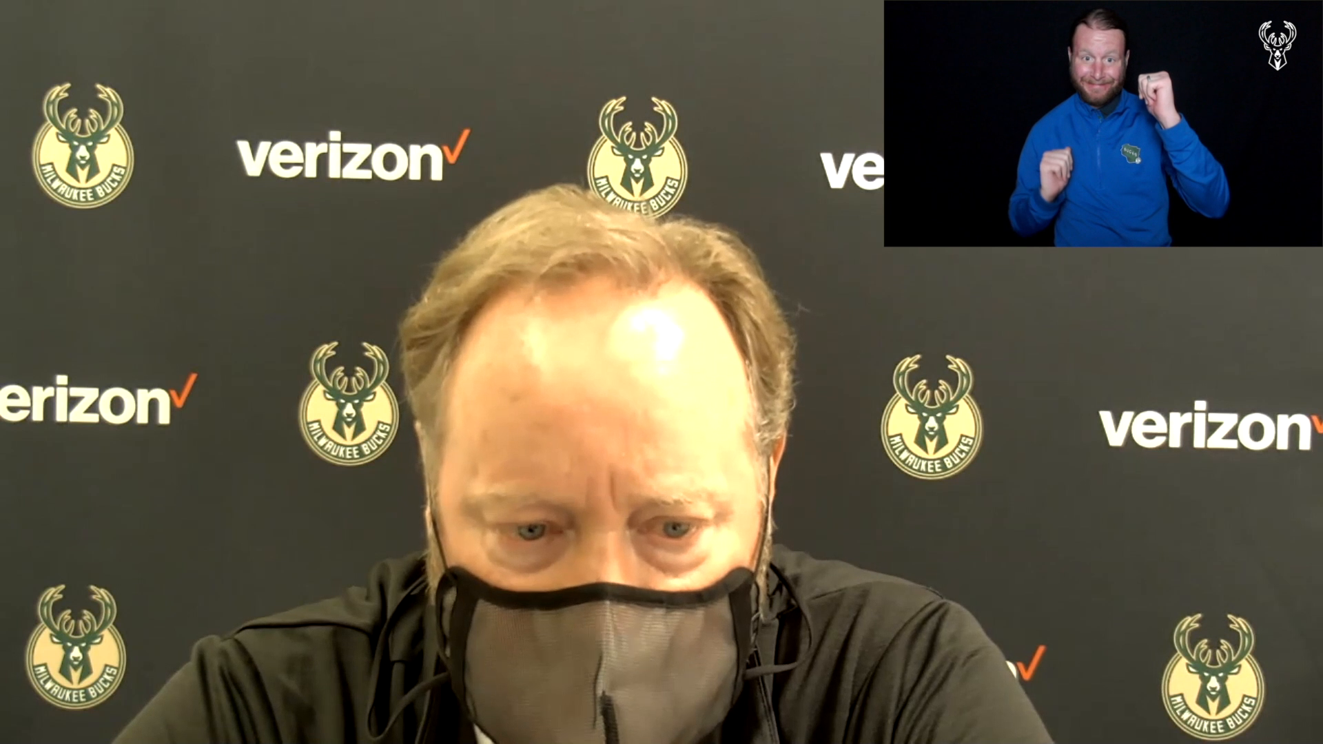 Coach Budenholzer ASL Press Conference | 4.15.21