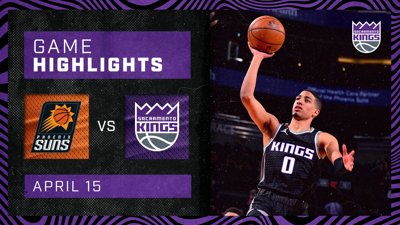Kings Battle in the Valley of the Sun | Kings vs Suns 4.15.21
