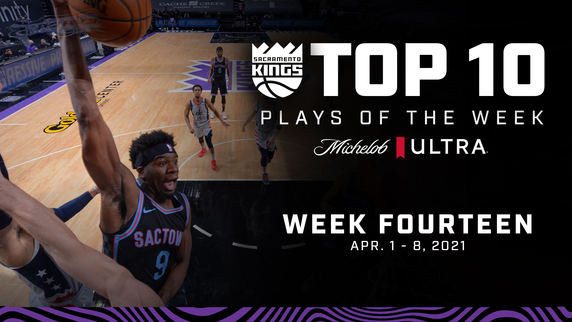 Kings Top 10 Plays of the Week | Week 15