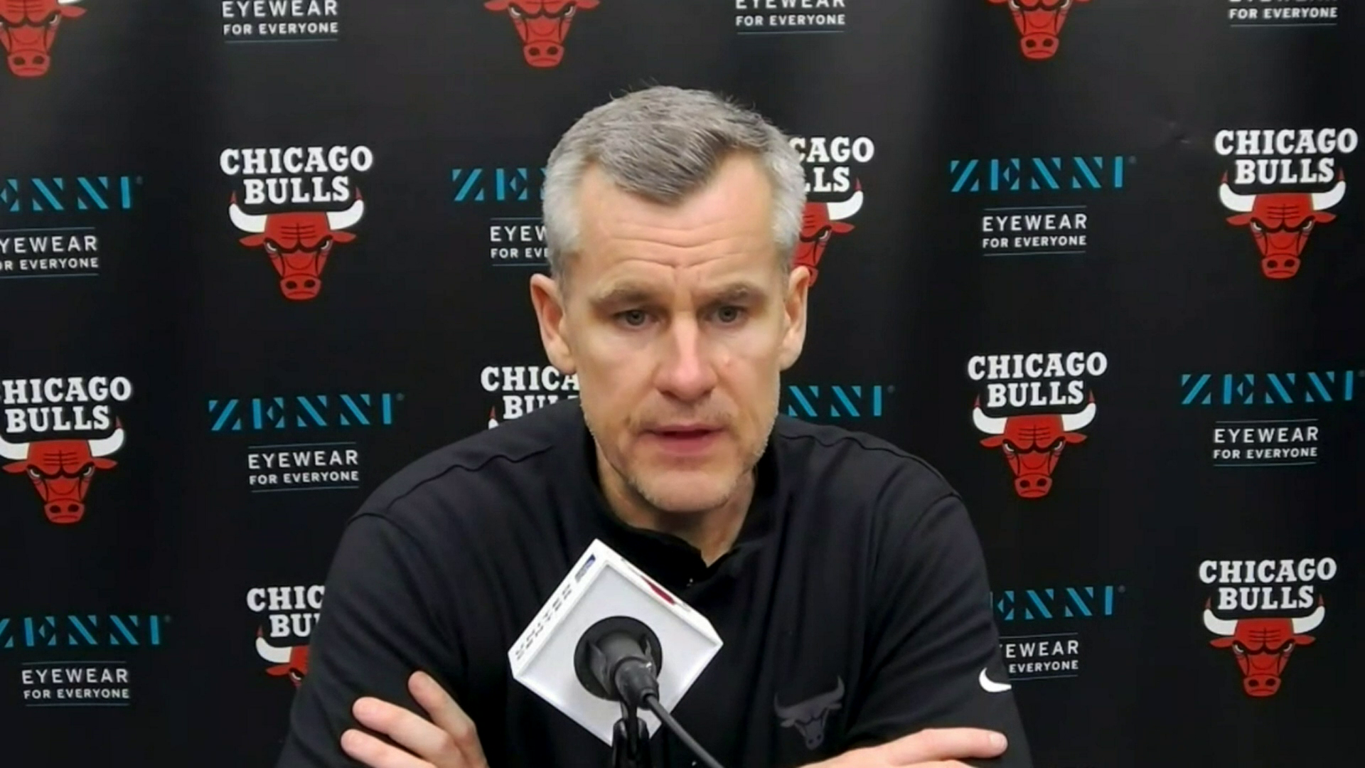 POSTGAME: Billy Donovan after loss vs. Memphis
