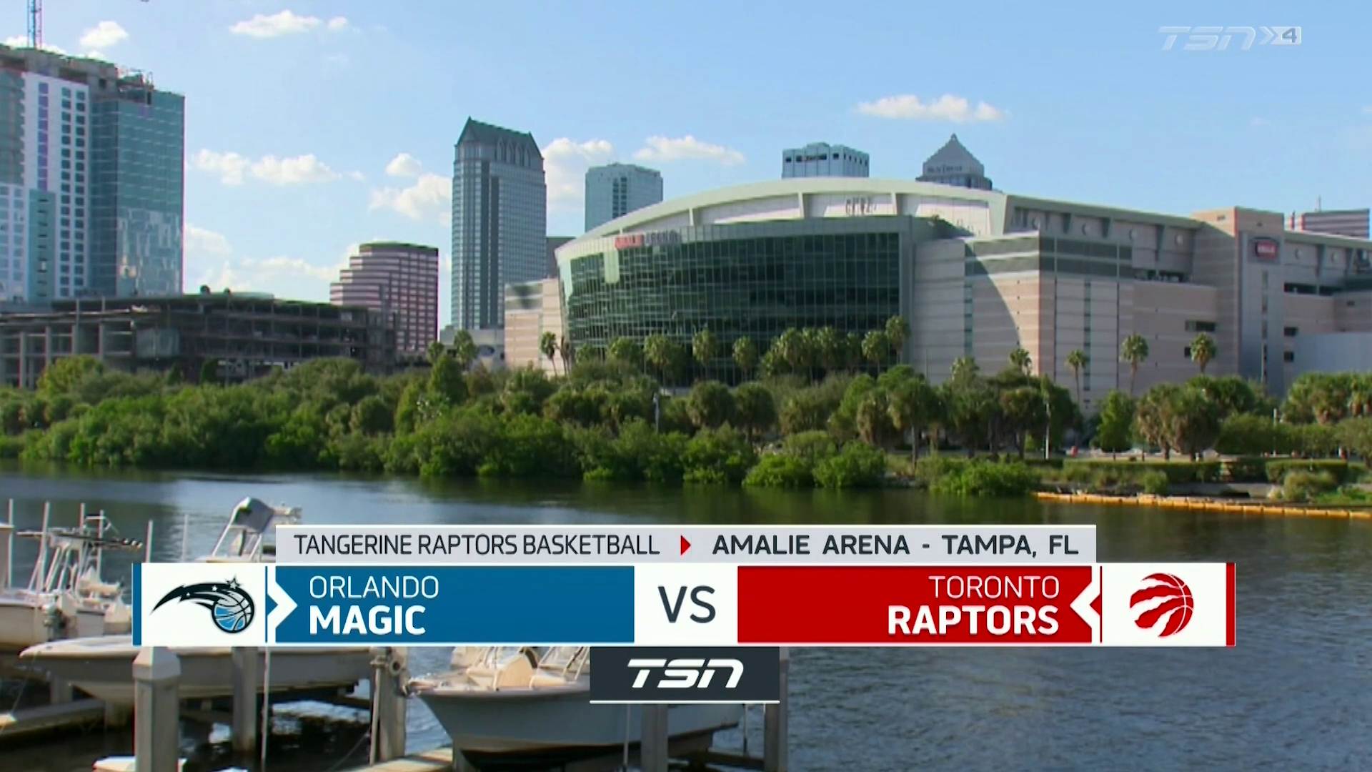Tangerine Game Highlights: Raptors vs Magic - April 16, 2021
