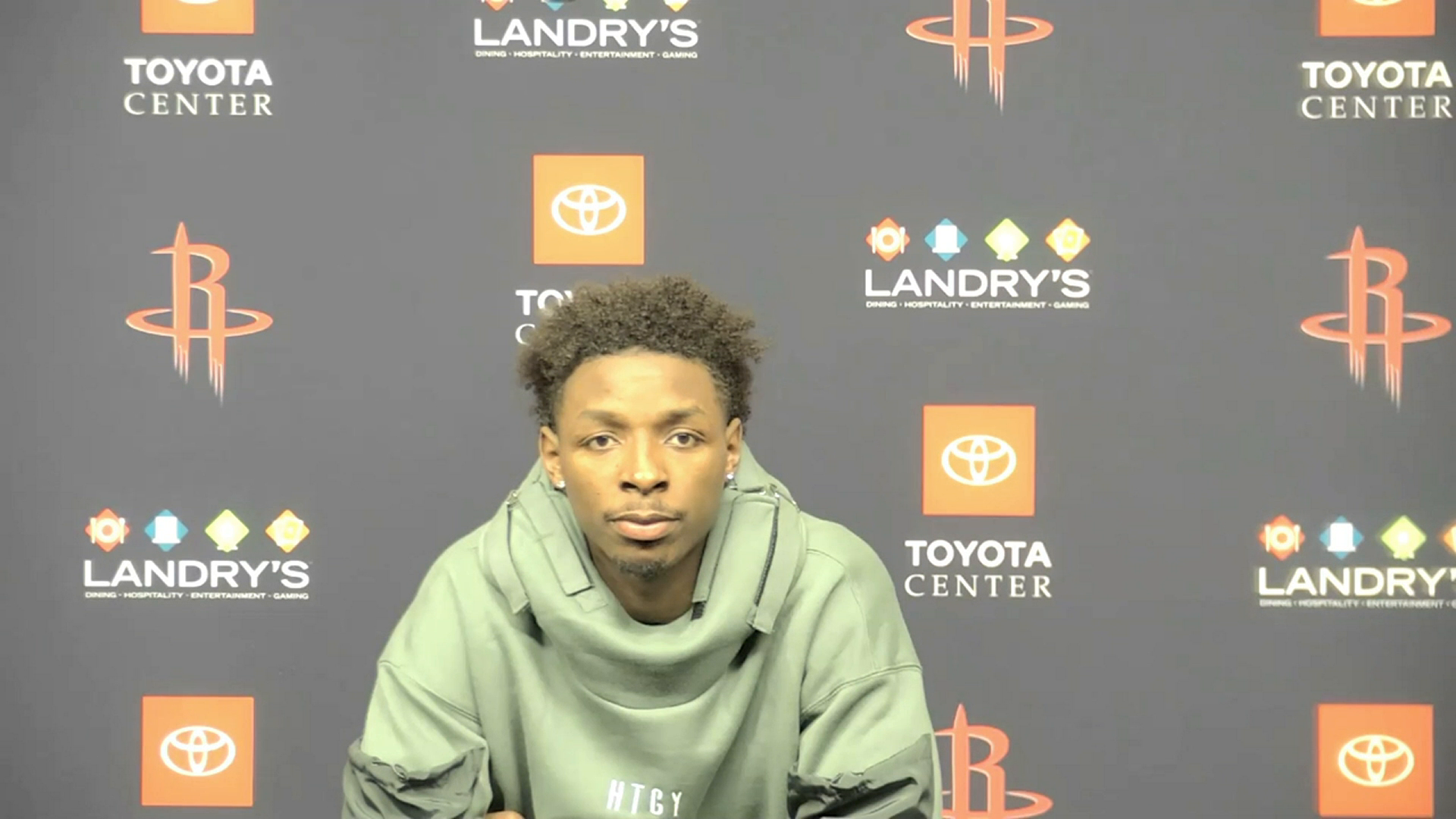 Postgame Interviews: Jae'Sean Tate 4-16-21