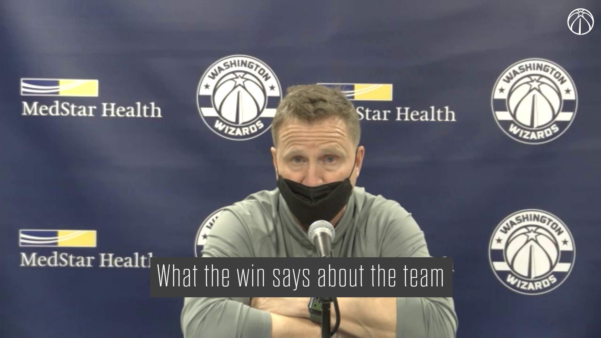 Scott Brooks Postgame Media Availability - 4/16/21