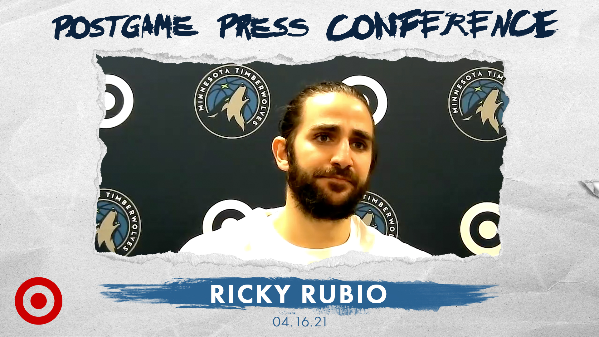 Ricky Rubio Postgame Press Conference - April 16, 2021