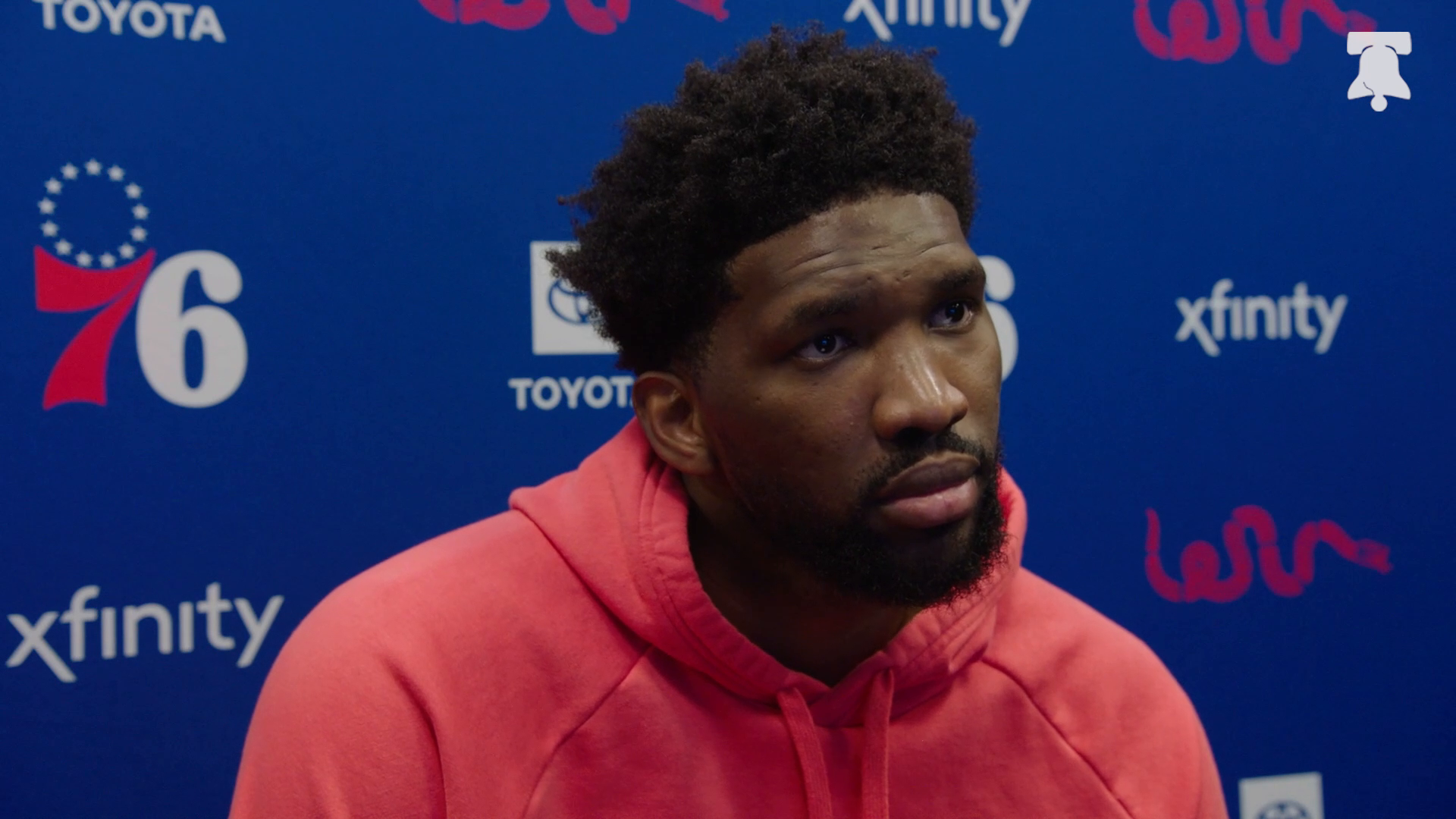 Joel Embiid | Postgame Media vs Los Angeles Clippers (04.16.21)