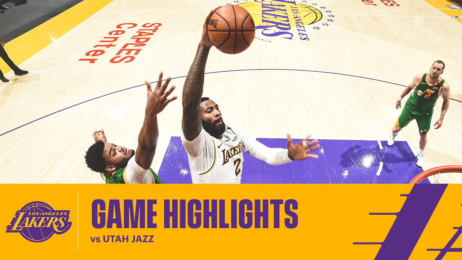 HIGHLIGHTS | Andre Drummond (27 pts, 8 rebs, 3 asts) vs Utah Jazz