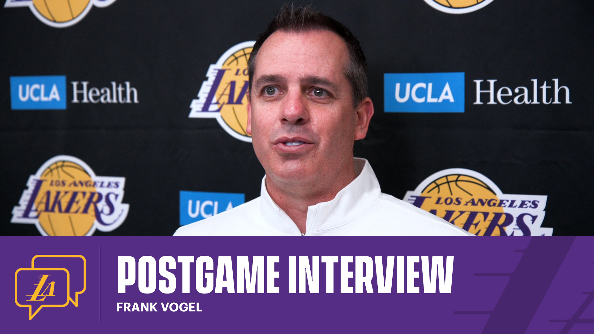 Lakers Postgame: Frank Vogel (4/17/21)