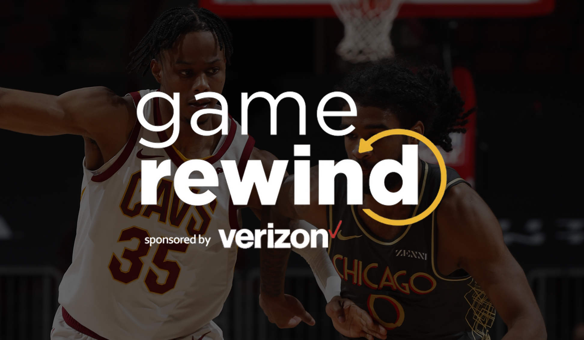 Verizon Game Rewind - Cavs at Bulls