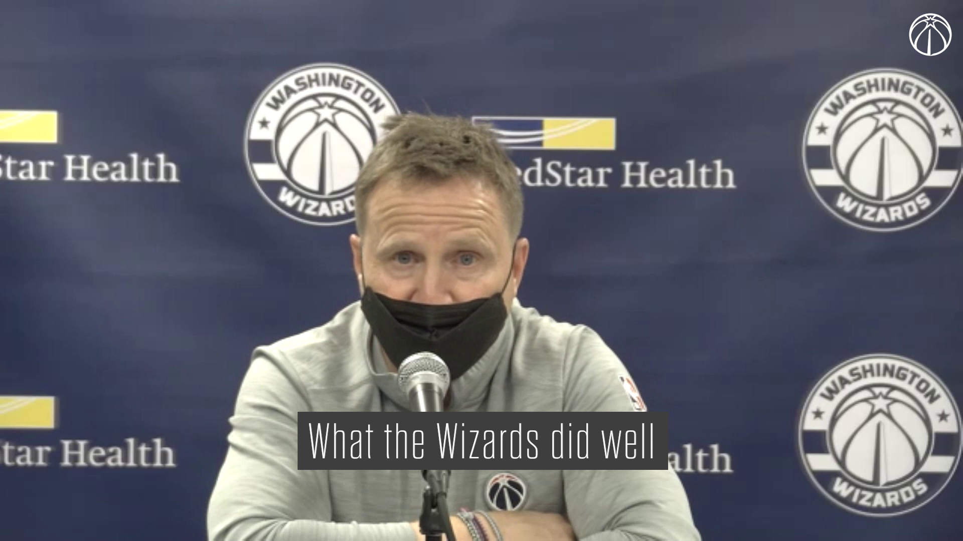 Scott Brooks Postgame Media Availability - 4/17/21
