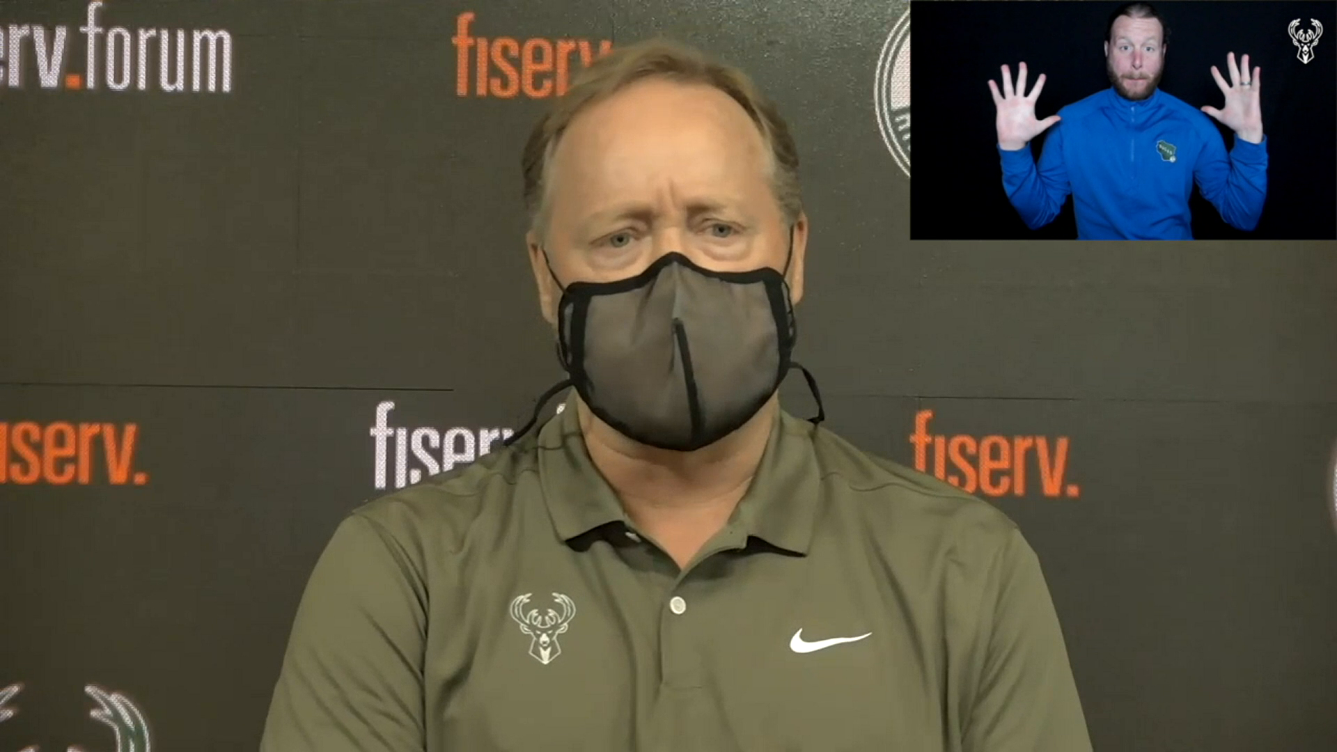 Coach Budenholzer ASL Press Conference | 4.17.21