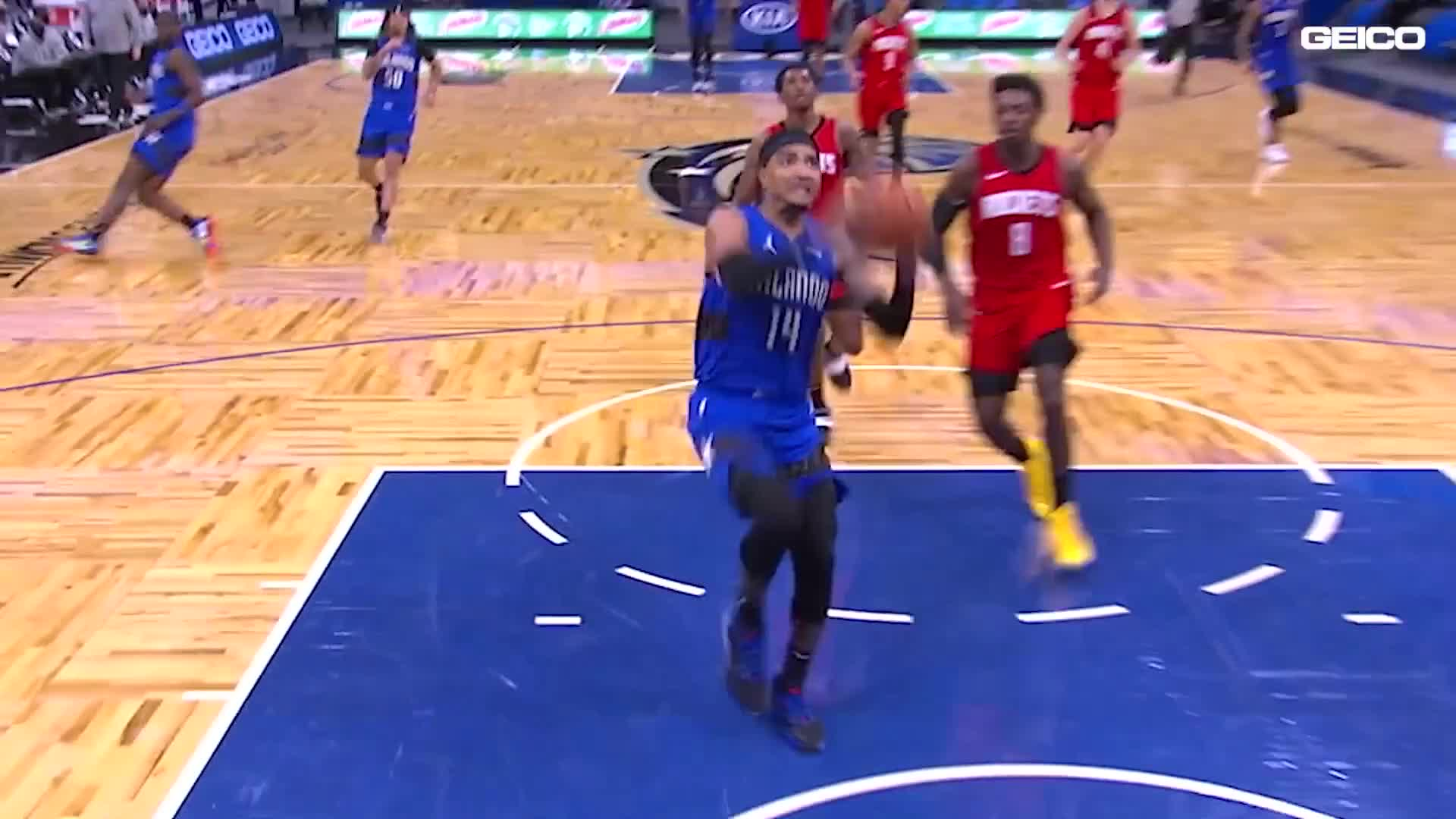 Game Highlights: Magic vs. Rockets