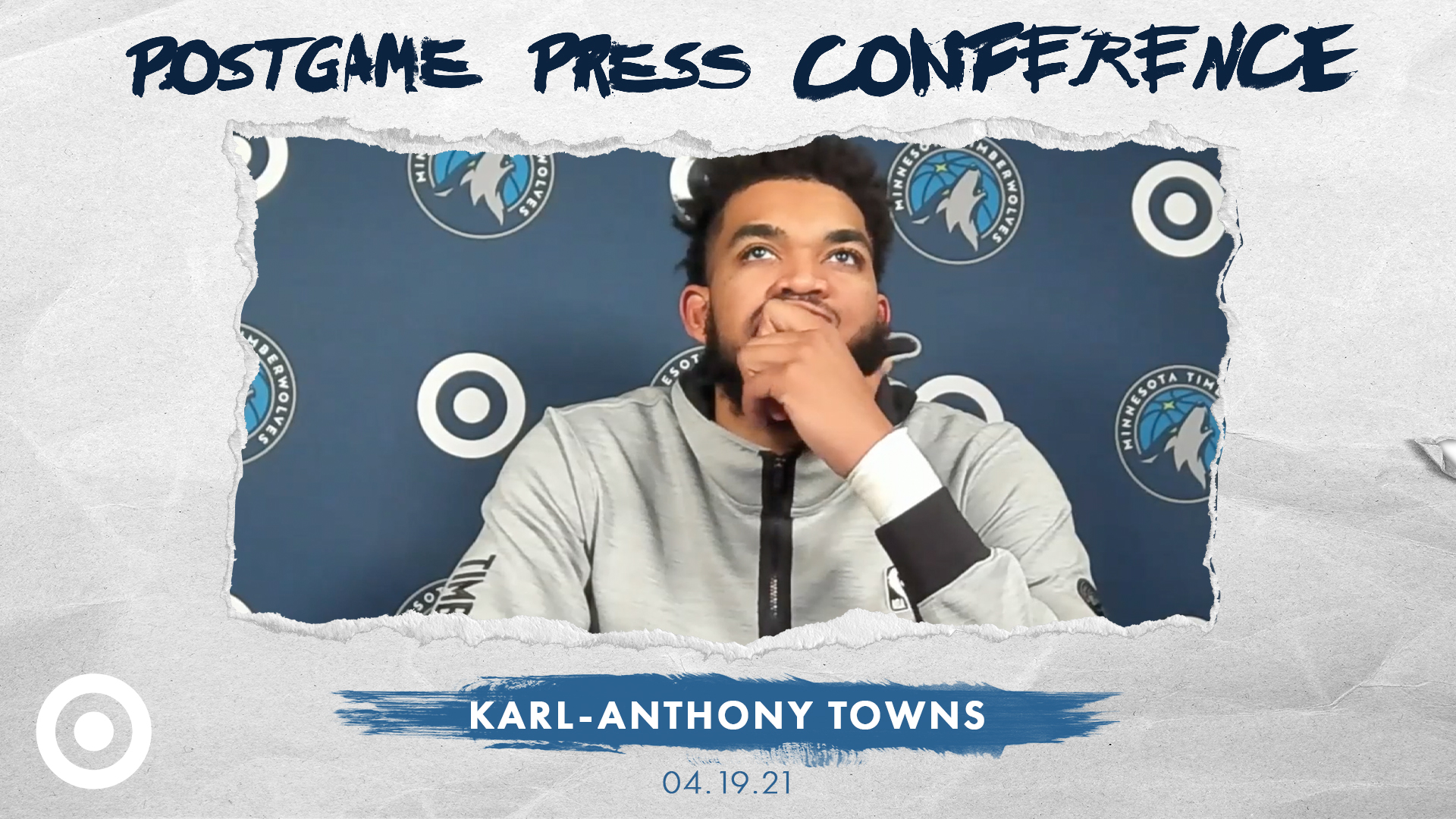Karl-Anthony Towns Postgame Press Conference - April 18, 2021