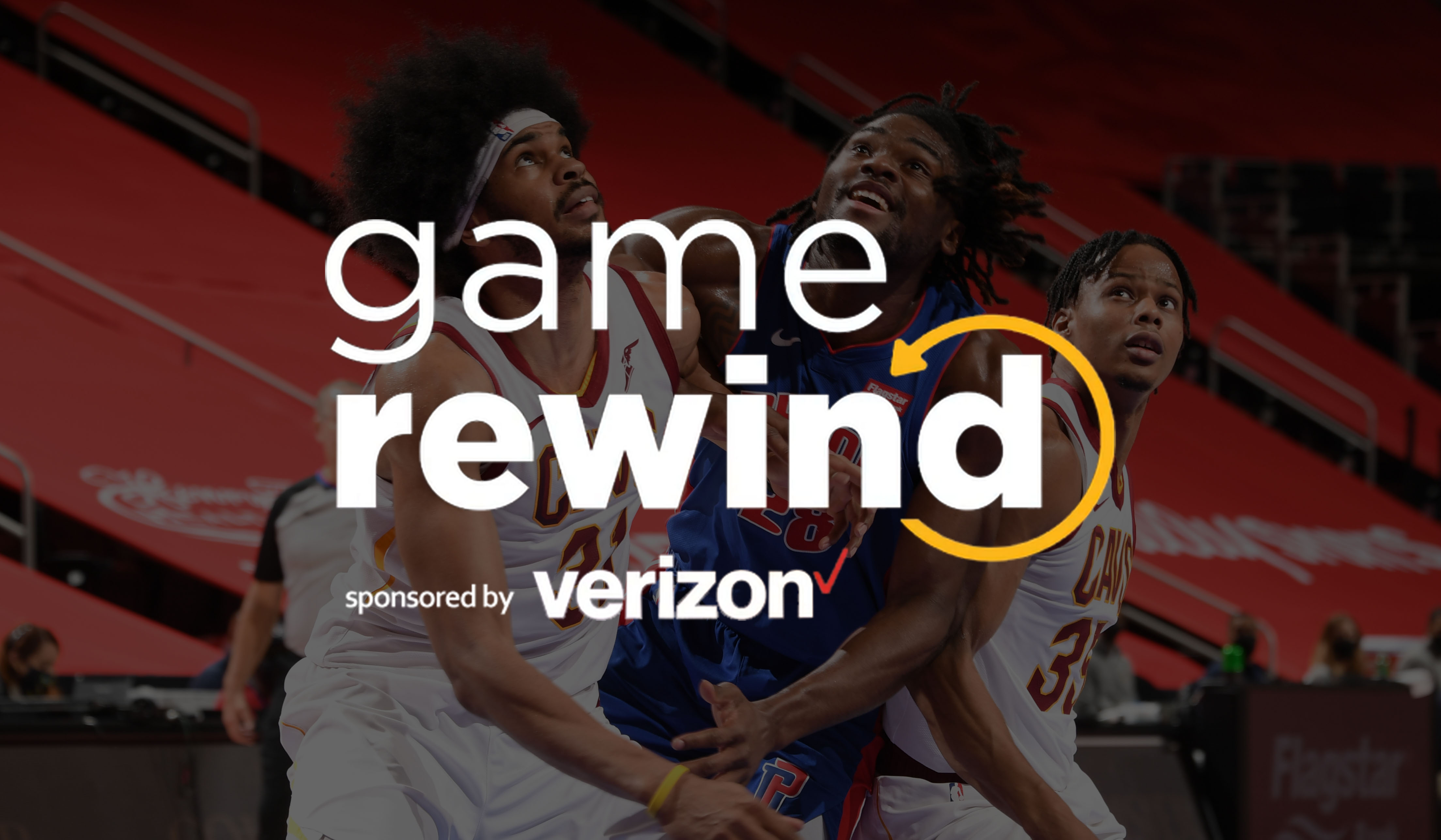 Verizon Game Rewind - Cavs at Pistons