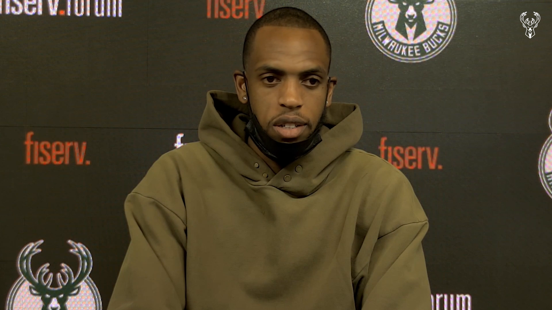 Khris Middleton Press Conference | 4.19.21