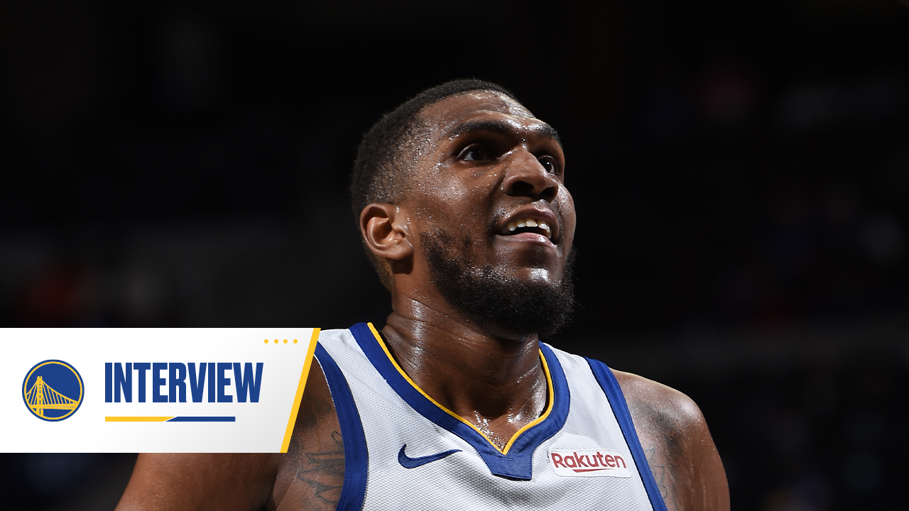 Postgame Warriors Talk: Kevon Looney - 4/19/21