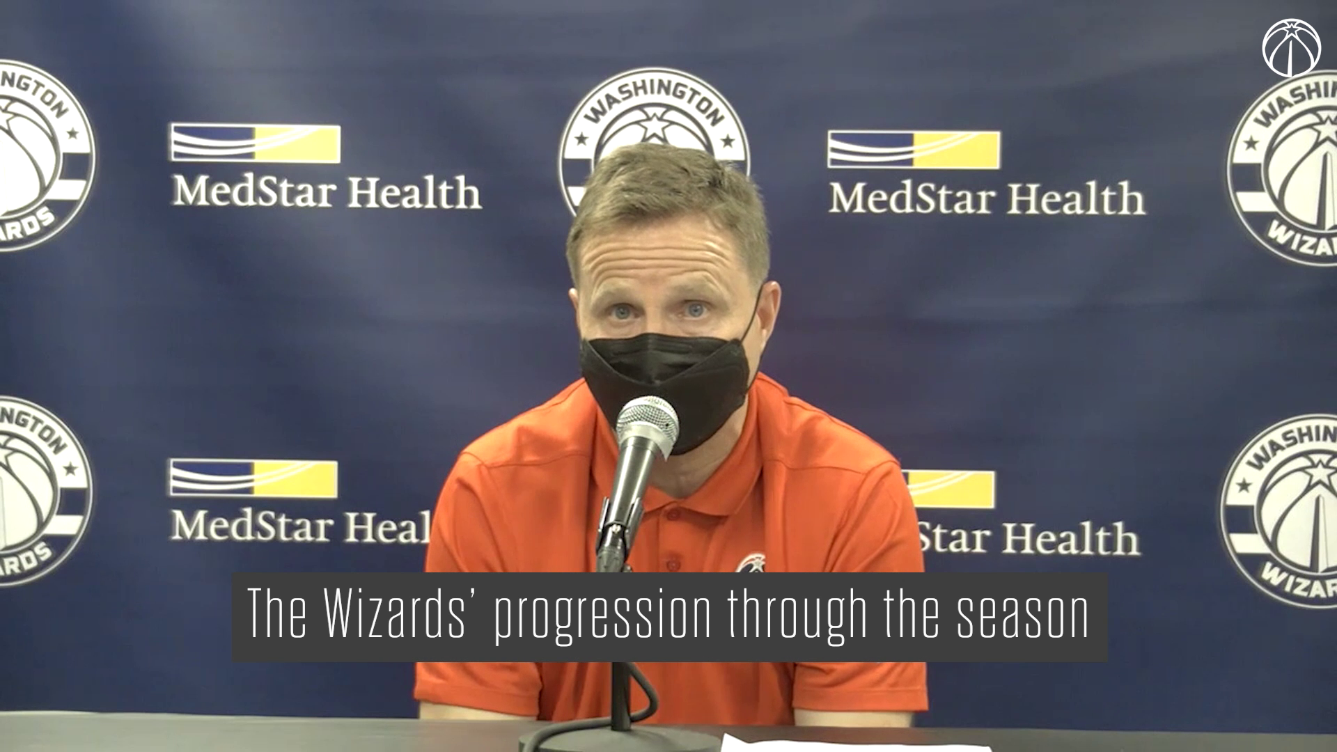 Scott Brooks Postgame Media Availability - 4/19/21