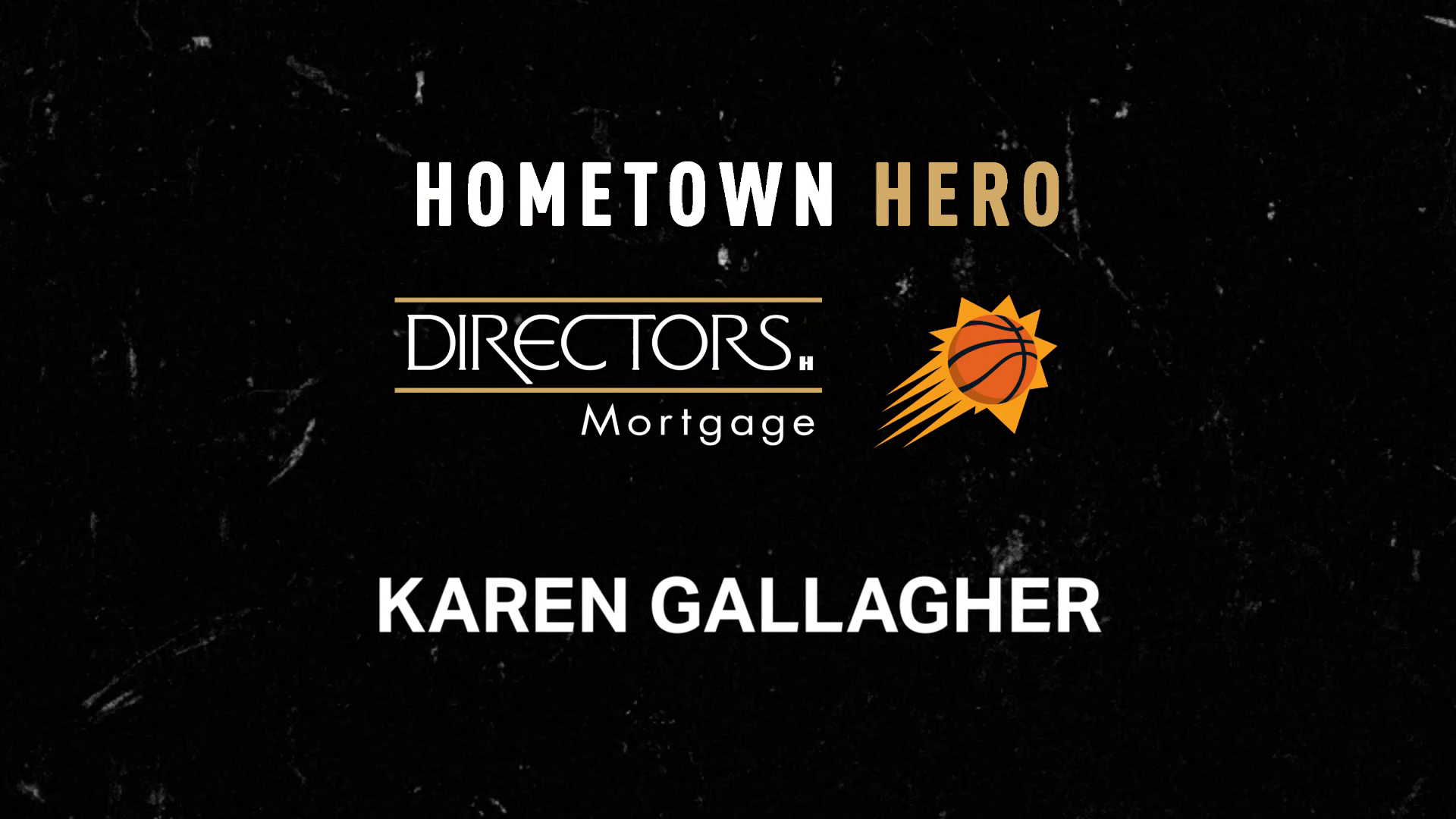 Karen Gallagher | Directors Mortgage Hometown Hero Honoree 2020-21