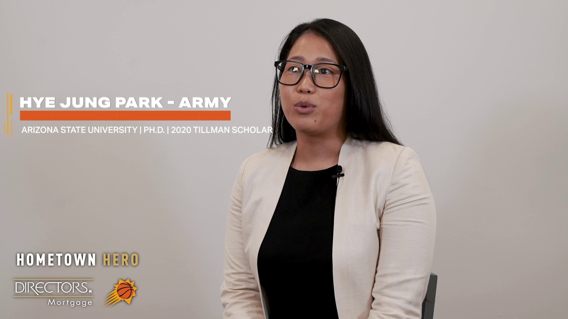 Hye Jung Park | Directors Mortgage Hometown Hero Honoree 2020-21