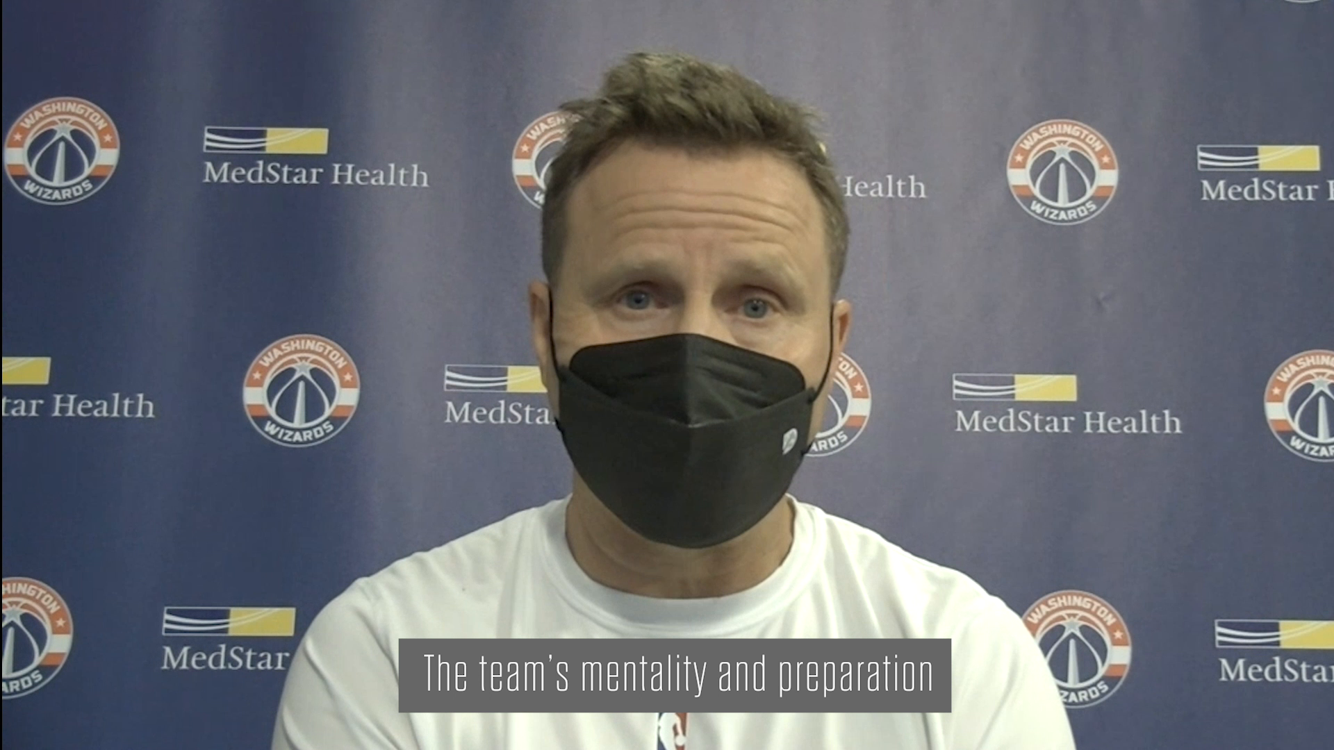 Scott Brooks Media Availability - 4/20/21