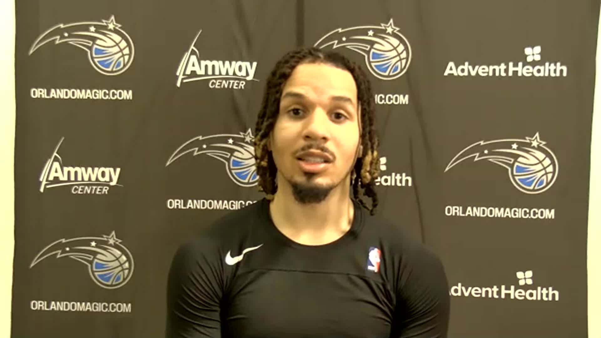 Hawks Postgame: Cole Anthony