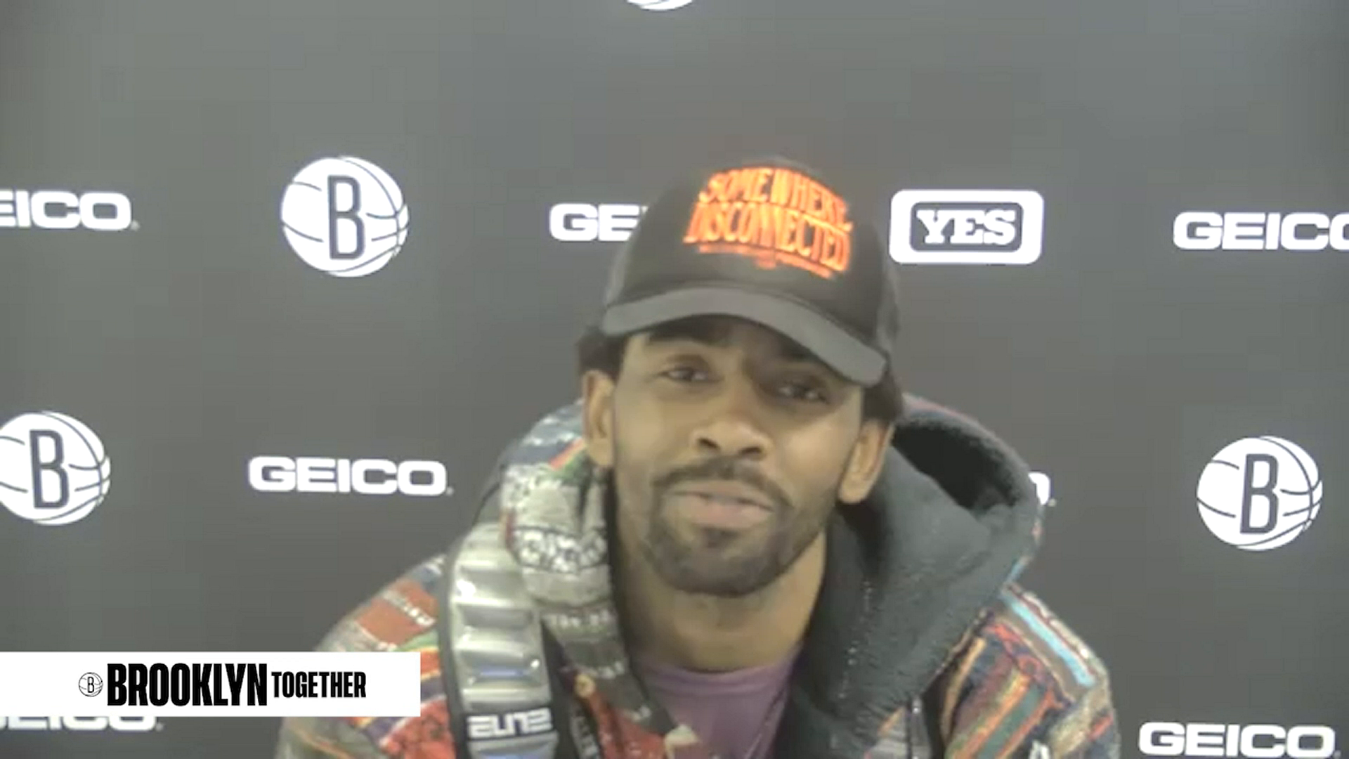Kyrie Irving: Postgame vs. Pelicans