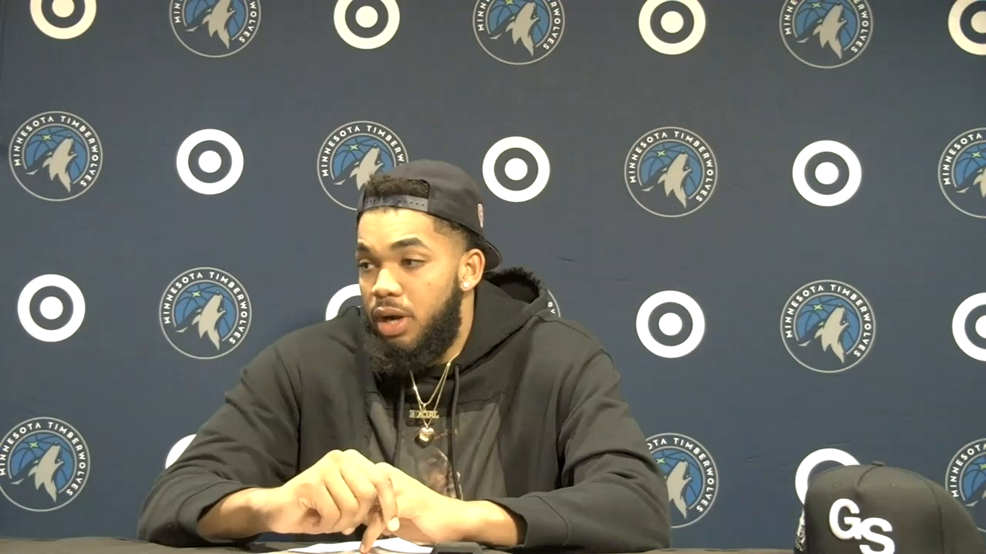 Karl-Anthony Towns Postgame Press Conference - April 20, 2021
