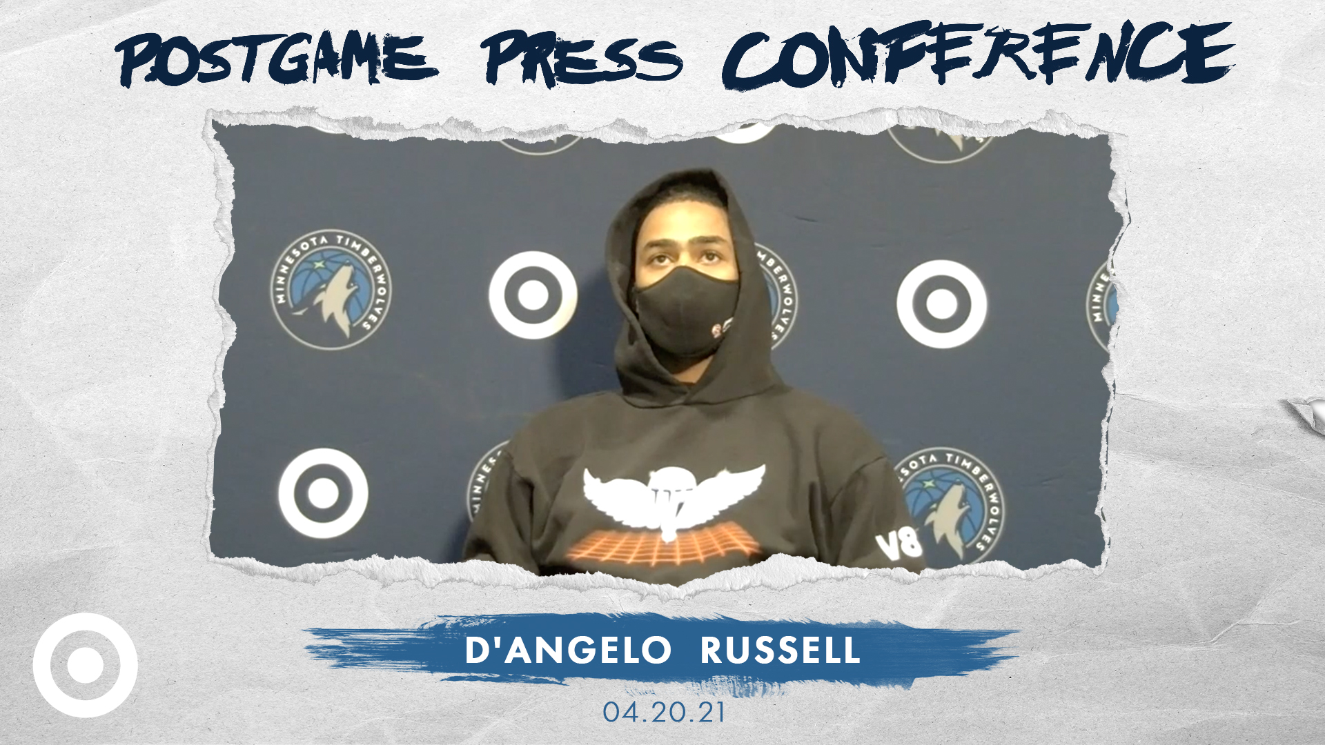 D'Angelo Russell Postgame Press Conference - April 20, 2021