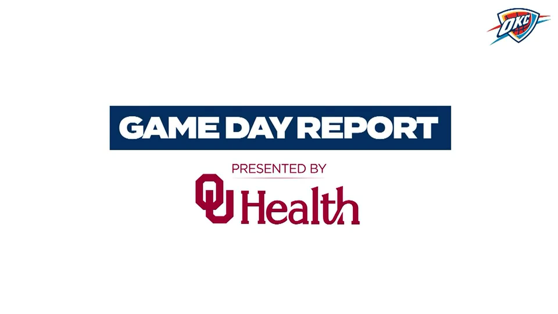 Game Day Report - 4/21 at Indiana