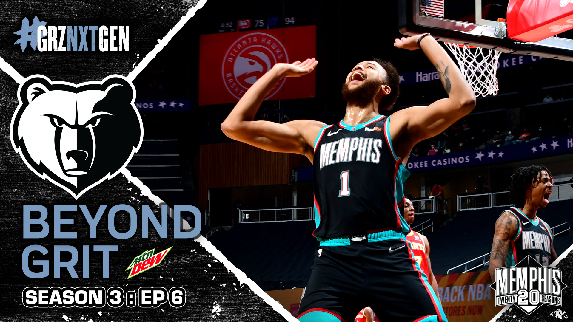 Beyond Grit - S3:E6 | The Resurgence of Kyle Anderson