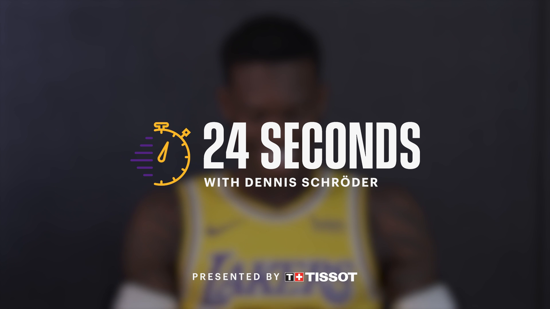 24 Seconds with: Dennis Schröder