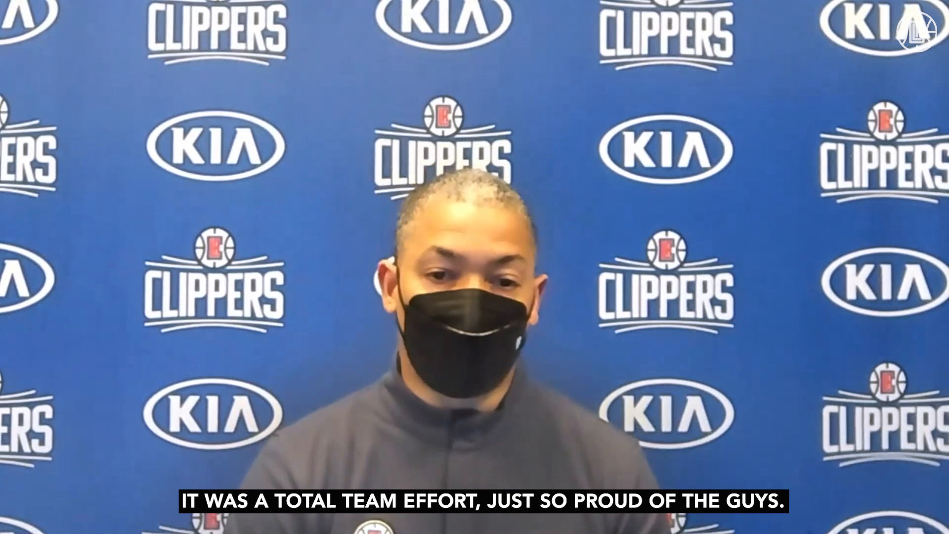 Lue on the Total Team Effort | Clippers vs Grizzlies (4.21.21)