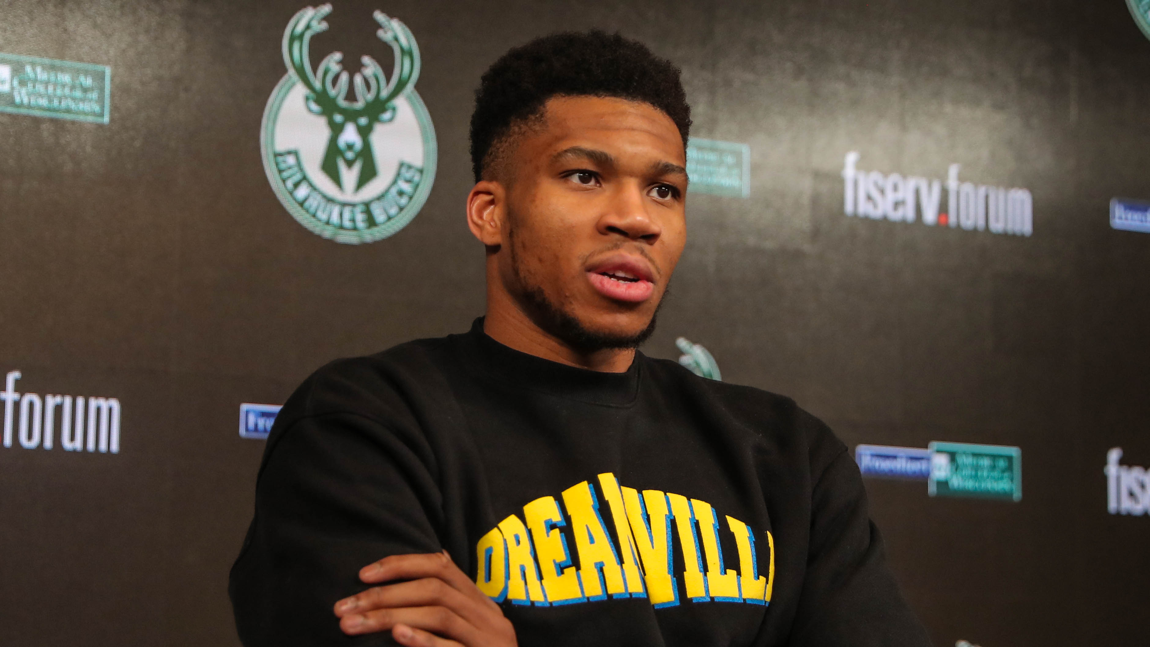 Giannis Antetokounmpo Press Conference | 4.22.21