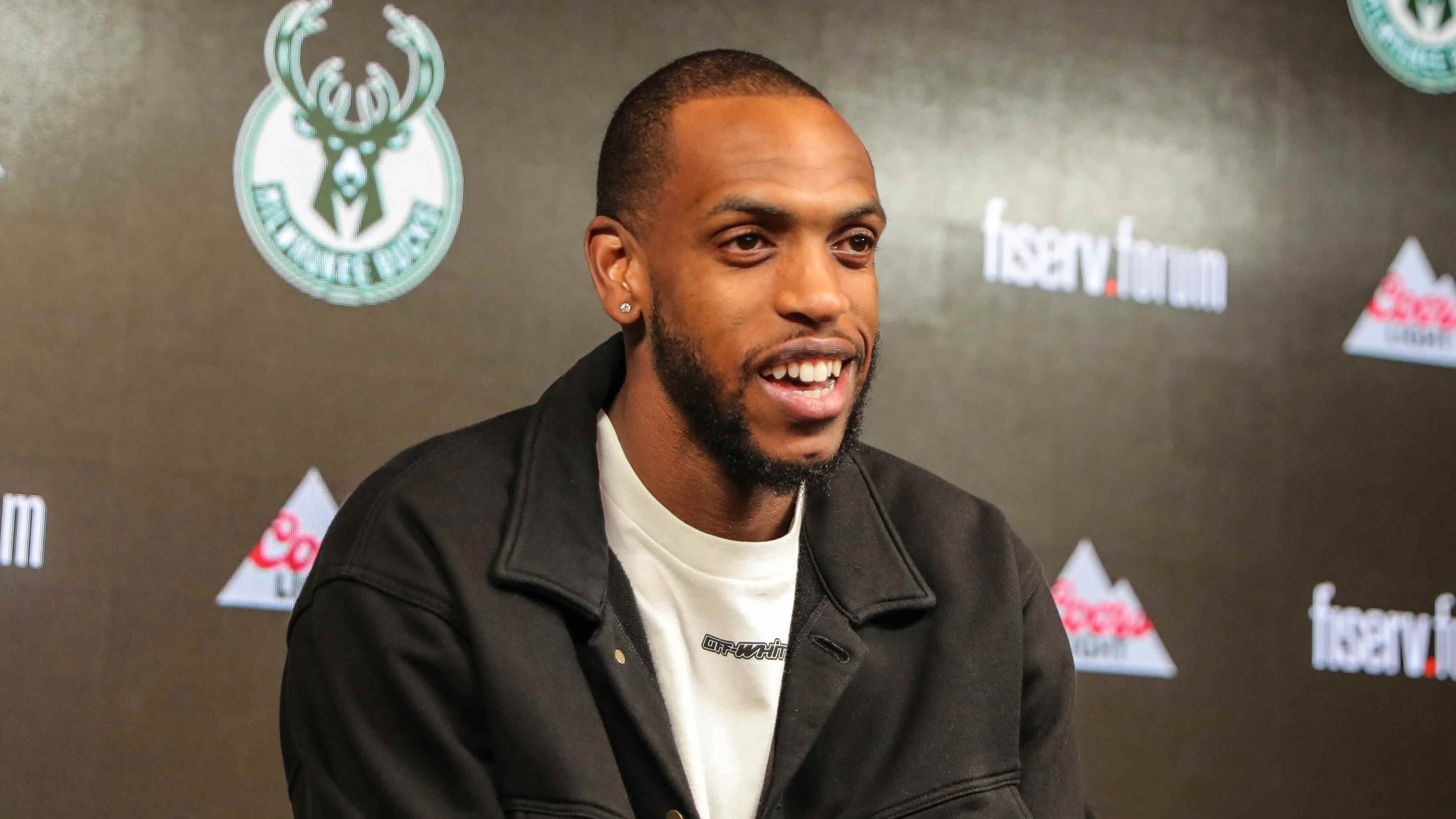 Khris Middleton Press Conference | 4.22.21