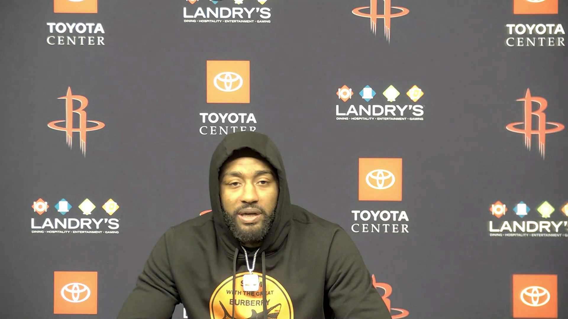 Postgame Interviews: John Wall 4-23-2021